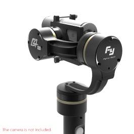 FeiyuTech FY-G4 GS 3 Axis Hand Gimbal Handgrip Camera Stabilization for Sony AS Seires SONY AS20 AS100 AS200 X1000V Sportskamera Videokamera