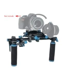 Andoer Video Rig Bracket V1 for DSLR Cameras DV Camcorder