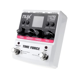 Andoer TIME FORCE Guitar Effect Pedal Multi Digital Delay 11 Delay Effects