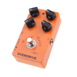 Andoer Caline CP-18 Orange Overdrive Pre AMP Pedal for Electric Guitar