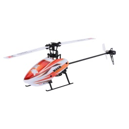 Original Andoer XK Blast K110-B 6CH 3D 6G System Brushless Motor BNF RC Helicopter
