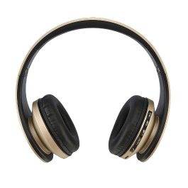 Best-selling Andoer LH-811 Digital 4 in 1 Multifunctional Wireless Stereo Bluetooth 3.0 + EDR Headphone Earphone Headset & Wired Earphone with Mic MP3 Player MicroSD / TF Music FM Radio Hands-free for Smart Phones Tablet PC Notebook