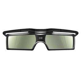 Andoer® G15-DLP 3D Active Shutter Glasses 96-144Hz for LG/BENQ/ACER/SHARP DLP Link 3D Projector