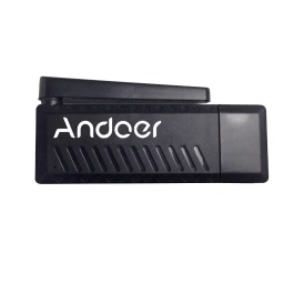 Andoer Portable Miracast DLNA Airplay WiFi Display Receiver Dongle Stick Mirroring Multi-screen Interactive HDMI 1080P